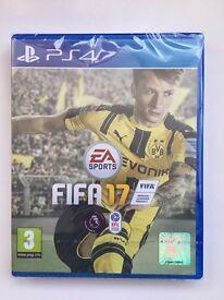 FIFA 17 (PS4) (NEW, UNOPENED, UNUSED)