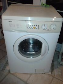 Automatic Washing Machine Solid ring HOB and single cavity under oven