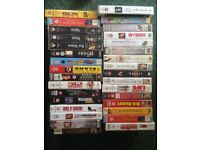 Huge bundle of VHS Videos
