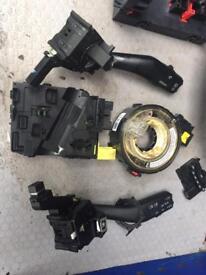 Vw caddy cruise control kit mfs wheel and touran clocks