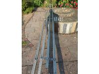 Aluminium roof mounts (brackets) for 8 Solar PV panels