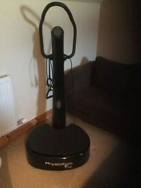 PhysioRoom Three Function High Power Vibration Plate