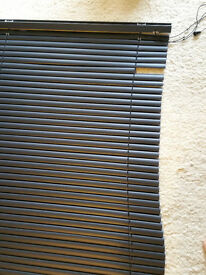 Pvc Blinds Window Venetian Blind Black