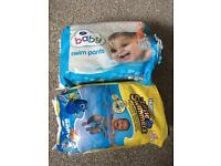 14 Swim nappies size 2-3