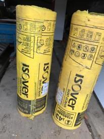 Insulation 2 rolls of
