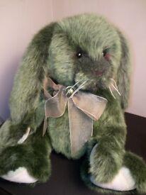 Charlie Bear Clover Rabbit