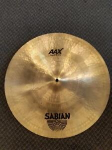 Sabian AAX Chinese 18 usagée-used