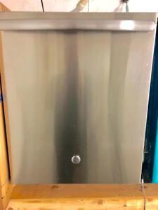GE Stainless Steel Dishwasher, Limited 1 Year Manufactures Warranty, Save The Tax Event