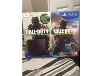 PLAYSTATION 4 1TB WITH 3 GAMES !!!!