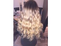SPRING SPECIAL-Full head Hair Extensions £180. Nano rings/Micro Rings/ Micro Weft/ Tiny Tips