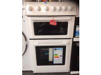 beko gas cooker oven and grill brand new still in packaging