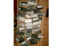 36 assorted android phones for repairs and part Great deal for all of them.