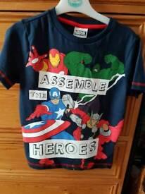 Boys Avenger top