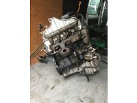 VW CRAFTER 2.5 TDI 2008 ENGINE.FULLY RECOND.BARE ENGINE