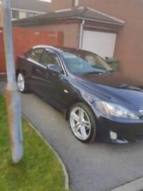 07 Lexus is 220d
