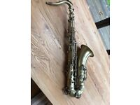 Selmer Reference 54 tenor saxophone for sale