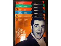 RARE: The Best Of Mario Lanza Collection 1-6
