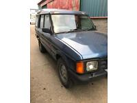 Landrover discovery 200tdi 12 mouths MOT