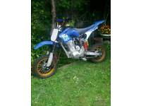 Ghost 200cc Pitbike Not 125cc 110cc Cr Rm Yz