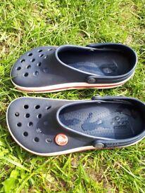 Size 12 crocs