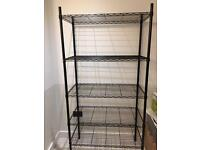 Storage Shelving heavy duty metal Rack for garage or tools