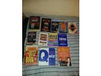 Quiz & trivia books