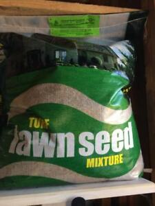 10 lb bags of premium turf grass seed to sow, patch or overseed your lawn. Proven mixes for Canada climate. No1 supplier