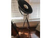 Next parabolic vintage lamp