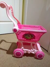 Disney Princess shopping trolley
