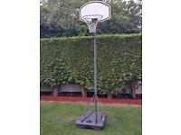 basketball basket hoop and stand