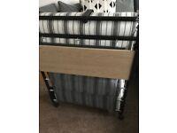 Fold away single bed