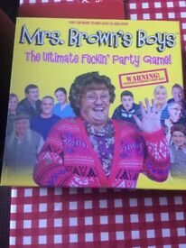 mrs browns boys party board game
