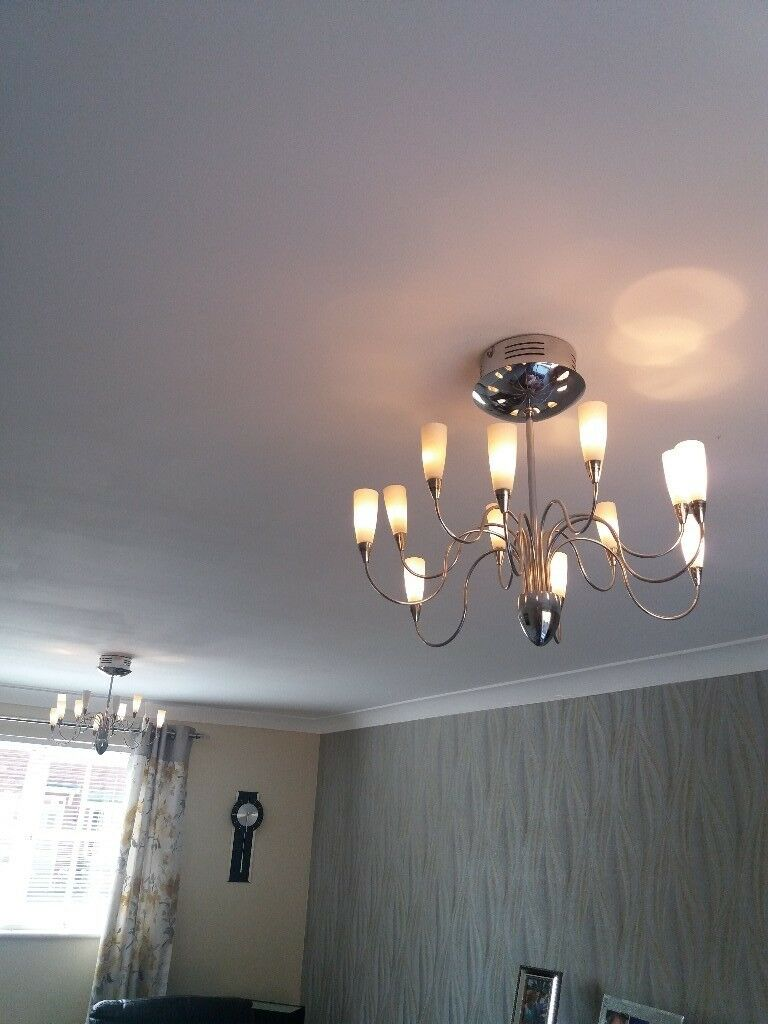 Lounge ceiling lights two in pencoed bridgend gumtree lounge ceiling lights two aloadofball Image collections