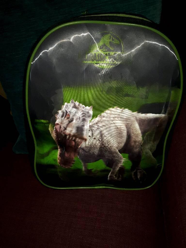 Dinosaur backpack kids