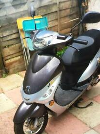 PEUGEOT CLIC 50 EVP2 Scooter