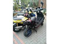 Piaggio zip rs. Aprilia sr ditech and kymco super 8 all 50cc