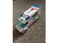 LEGO City; 4431 Ambulance