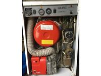 Grant oil fired combi boiler £150