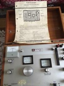 Selling Foster Cambridge Portable Potentiometer