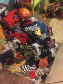 Boys 2/3 clothes