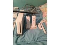 Wii plus board and 30+ games