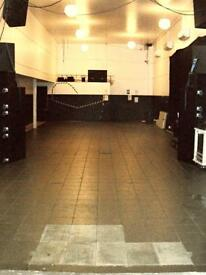 Film & Photography Studio,Music Video, Film Shoots, Rehearsal Space ,Warehouse Location east London