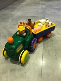Kiddieland tractor