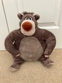 Disney Jungle Book Baloo Teddy