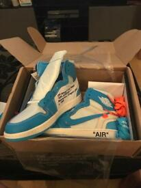 Off white air Jordon 1