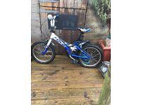 Trek jet boys 16 bike
