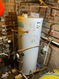 Boiler repair, replace, plumbing, central heating, Electric