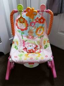 Fisher Price Toddler to Rocker Chair