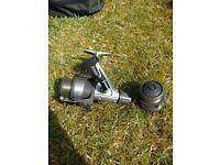 Shimano Alivio 4000R Reel + Spare Spool