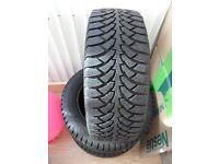 "Winter Tyres 16 "" 205x55"
